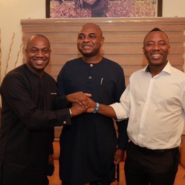 2019 Elections: Fela Durotoye, Kingsley Moghalu & Yele Sowore form Coalition | BellaNaija