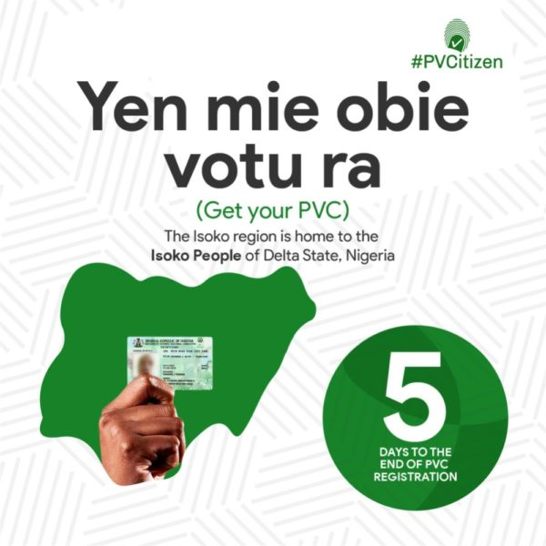 #PVCitizen: Please, Get Your PVC | BellaNaija