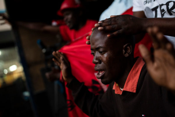 Zimbabwe Elections: Military opens fire on Opposition Supporters | BellaNaija