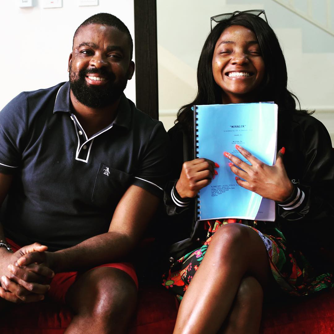 Singe Simi to star in Kunle Afolayan's New Movie Mokalik