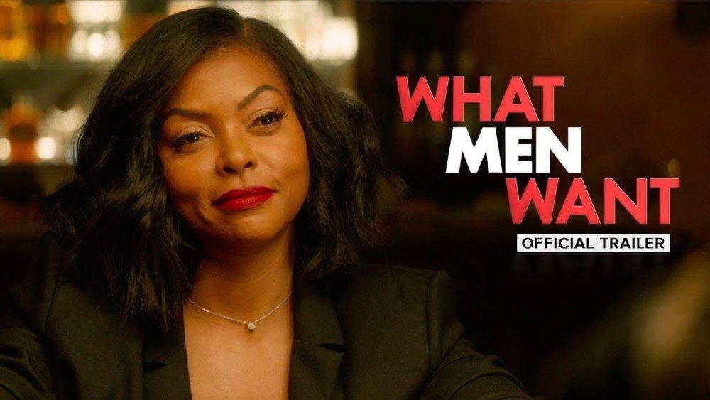 Taraji P. Henson can hear what Men think in New Movie