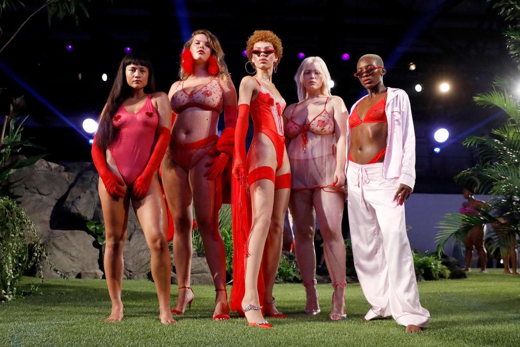 Rihanna's Savage x Fenty Show Was an Incredibly Stunning, Inclusive Celebration of Womanhood