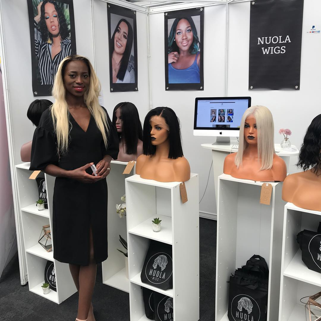 UK Based Wig Maker, Eniola Lapworth Shares Her Top Style Tips With BBC Africa