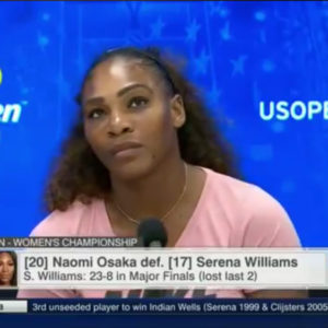 """""""It was a sexist remark""""- Serena Williams addresses Umpire's Penalty fine"""