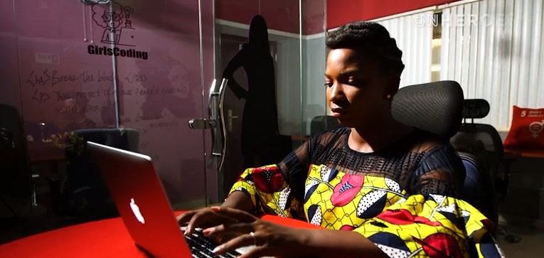 GirlsCoding's Abisoye Ajayi-Akinfolarin discusses Technology & Philanthropy as she's featured on CNN Heroes | BellaNaija