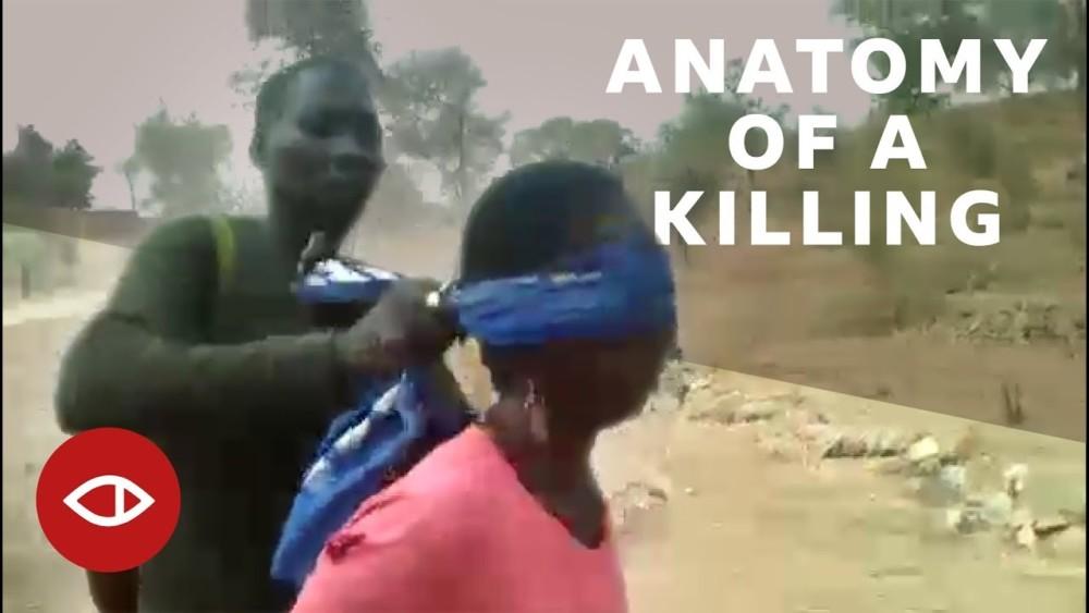 "BBC analyses Cameroon Killings in new Africa Eye Documentary ""Anatomy of a Killing"" | BellaNaija"