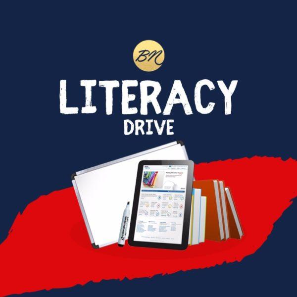 BN Literacy Drive