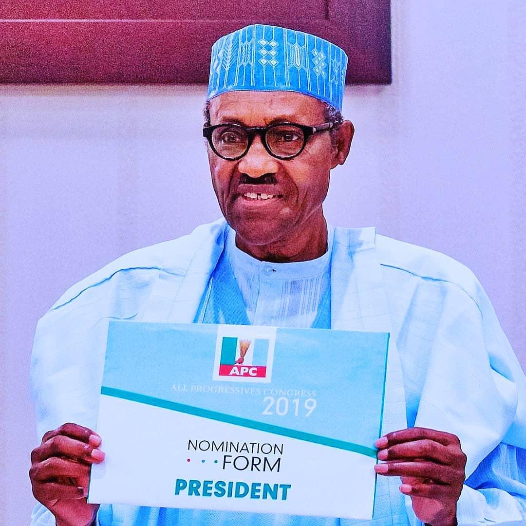 Buhari named APC Presidential Candidate | BellaNaija