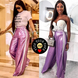 BN Pick Your Fave | Toke Makinwa and Og Okonkwo In Style Temple