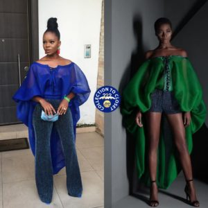BN Collection To Closet | Zainab Balogun In The Muse Factory