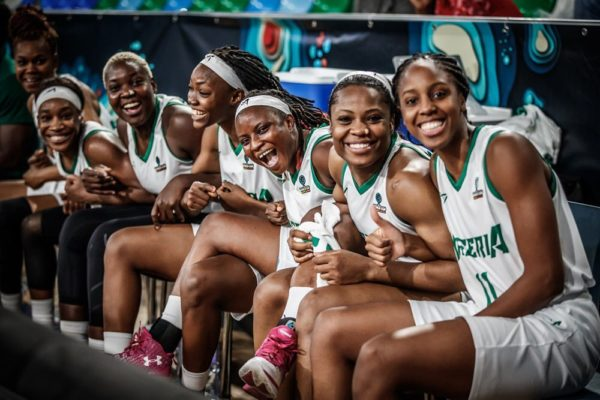 Nigeria's D'Tigress win first ever Group Stage Match at FIBA Women's Basketball World Cup | BellaNaija