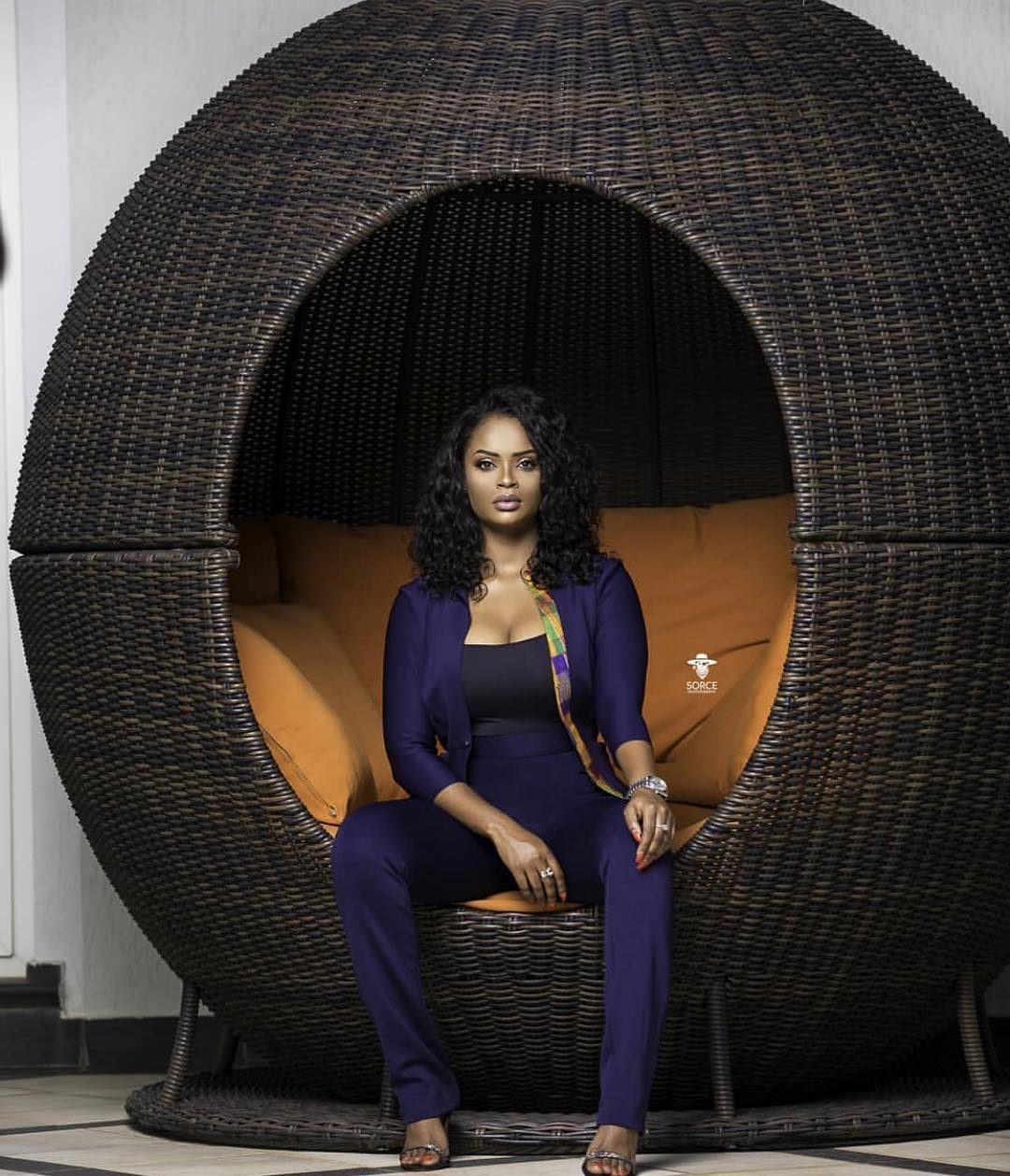 Emmanuel Adebayor has sweet words for girlfriend Dillish Mathews on her Birthday | BellaNaija