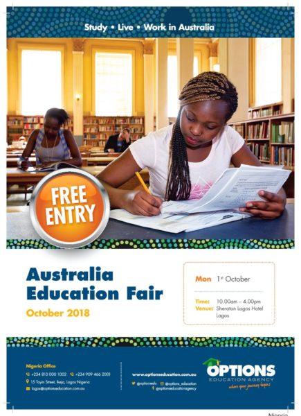 Australian Education Fair Banner