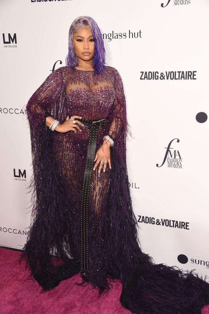 Nicki Minaj, Priyanka Chopra, Gigi Hadid, attend Daily Front Row's Fashion Awards