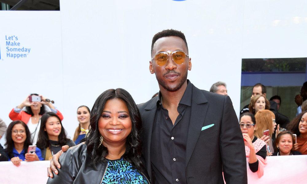 Octavia Spencer & Mahershala Ali premiere New Movie 'Green ...