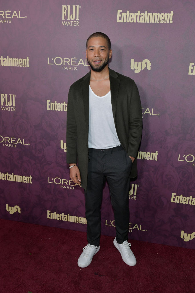 Multiple Reports claim Jussie Smollett May Have Staged Attack