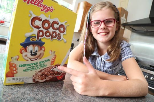 Kellogg's to change 'Sexist' Coco Pops slogan after 10-year-old Girl Complains | BellaNaija