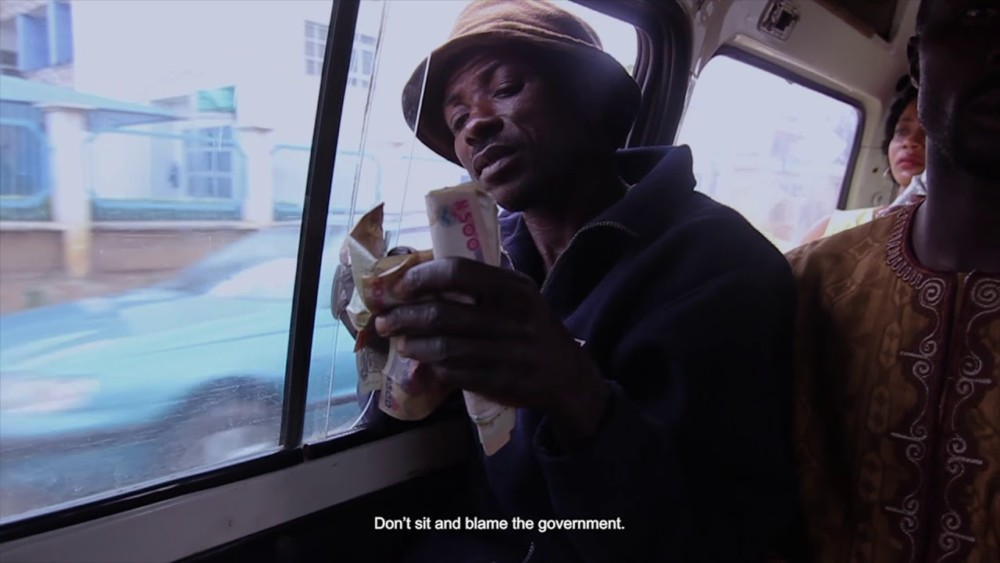 I Am Nigerian Documentary lets us see through the Perspective of a Bus Conductor   Watch   BellaNaija