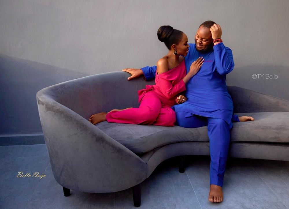 6.) Lala Akindoju and Chef Fregz