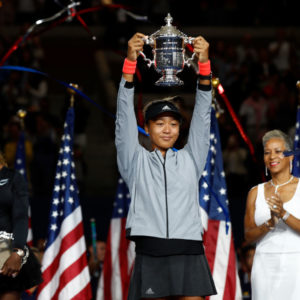 Naomi Osaka becomes First Japanese Woman & First Haitian to win US Open after beating idol Serena Williams