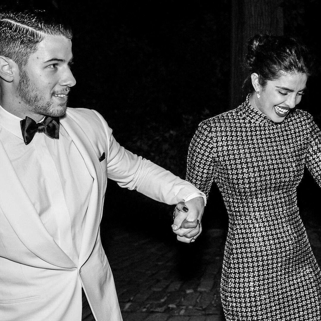 Nick Jonas Tells the Sweet Story of How He Met Priyanka Chopra