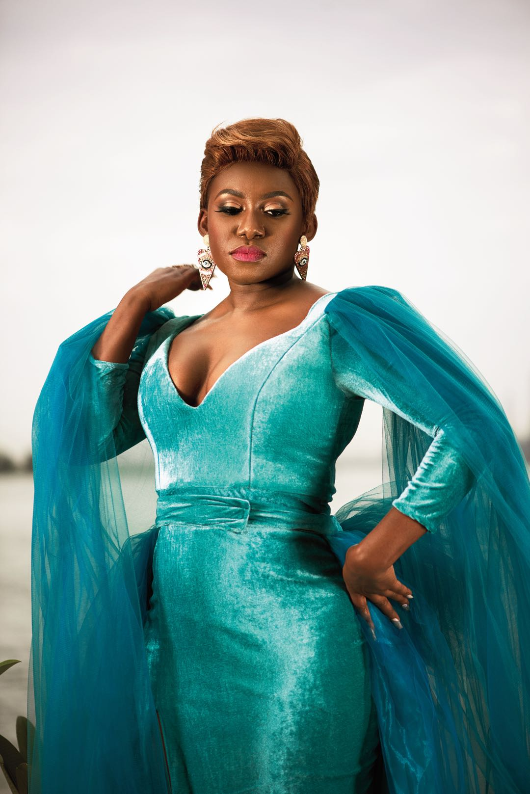 Niniola talks Leaving Teaching for Music & Where she Gets Inspiration From