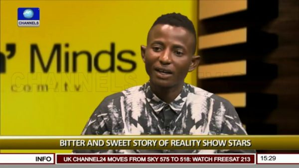 """Project Fame"" winner Olawale discusses opting for Cab Driving on New Episode of Rubbin' Minds 