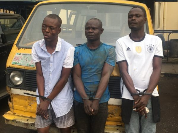 "Police arrest ""One-Chance"" Robbers on Third Mainland Bridge | BellaNaija"