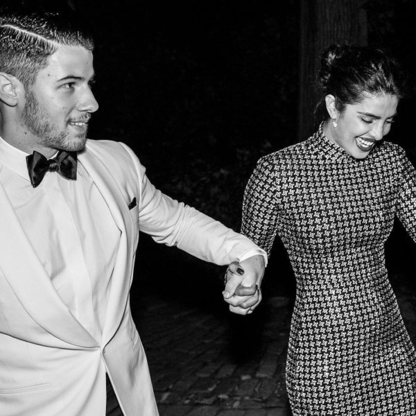 Nick Jonas and Priyanka Chopra are officially married!