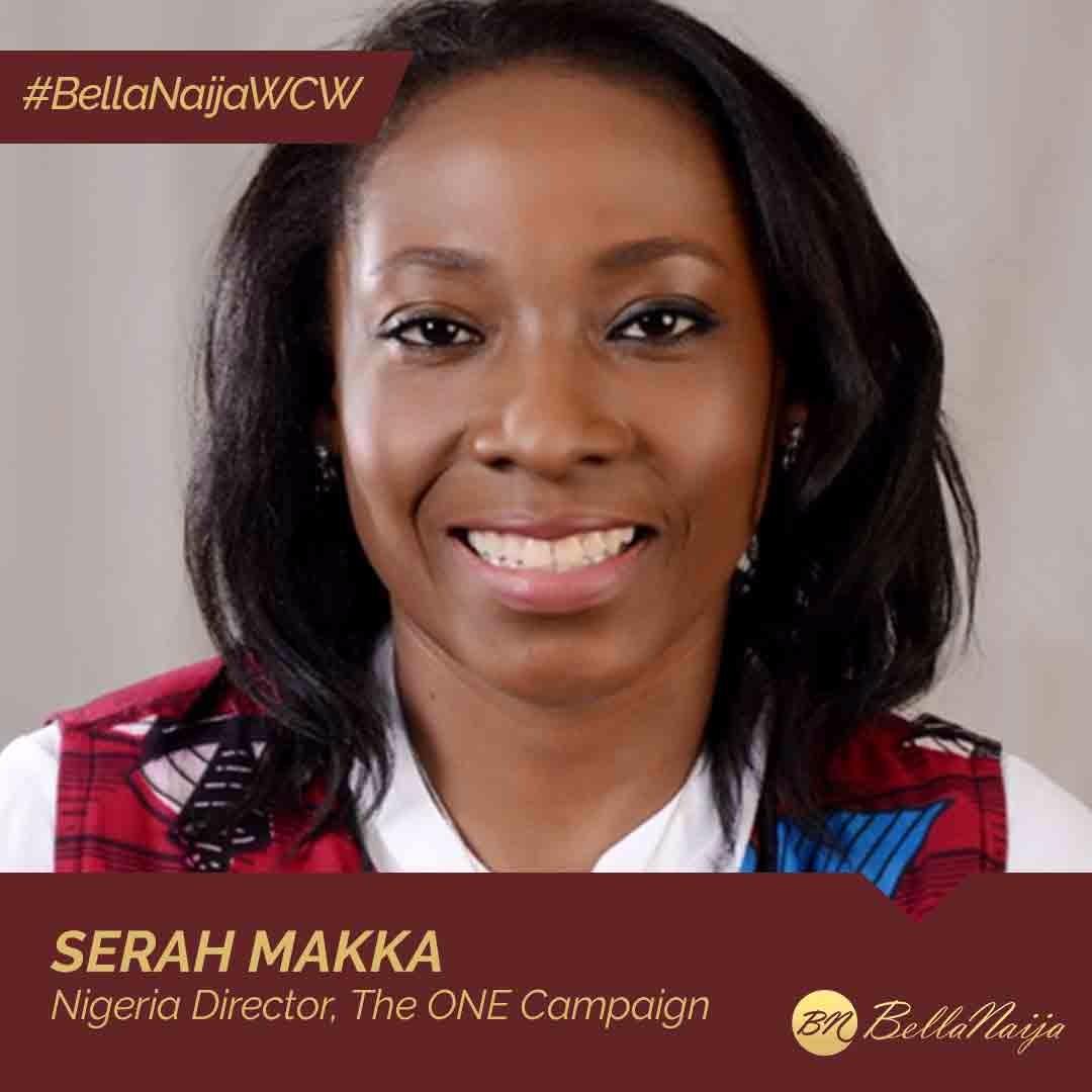 Social Justice Advocate Serah Mekka is our #BellaNaijaWCW this Week