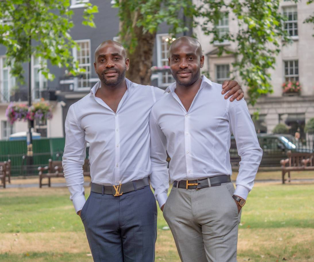 Twin Brothers become Millionaires after creating Cryptocurrency in Mum's Kitchen | BellaNaija
