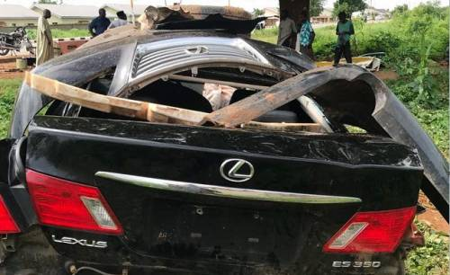 Sultan of Sokoto's Son in Car Crash | BellaNaija
