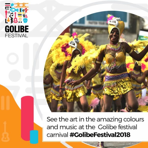Onitsha Golibe Festival Banner