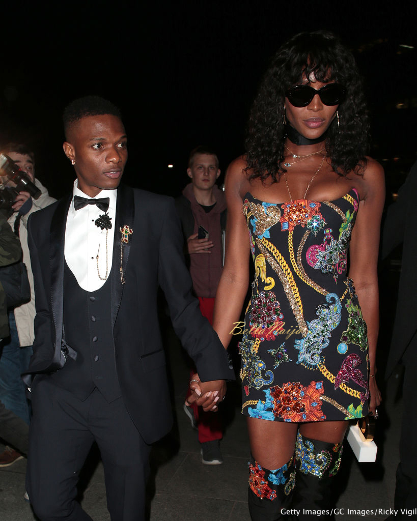 Naomi Campbell Is A Man new picture