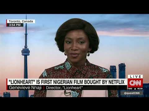 Genevieve Nnaji talks 'Lionheart' on Quest Means Business | Full Video