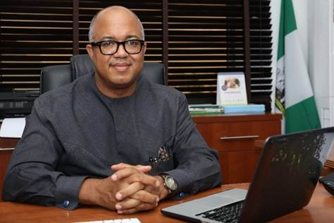 CEO, Nigeria Centre for Disease control - Dr. Chikwe