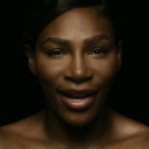 Serena Williams bravely strips down to support Breast Cancer Awareness in this Video | Watch