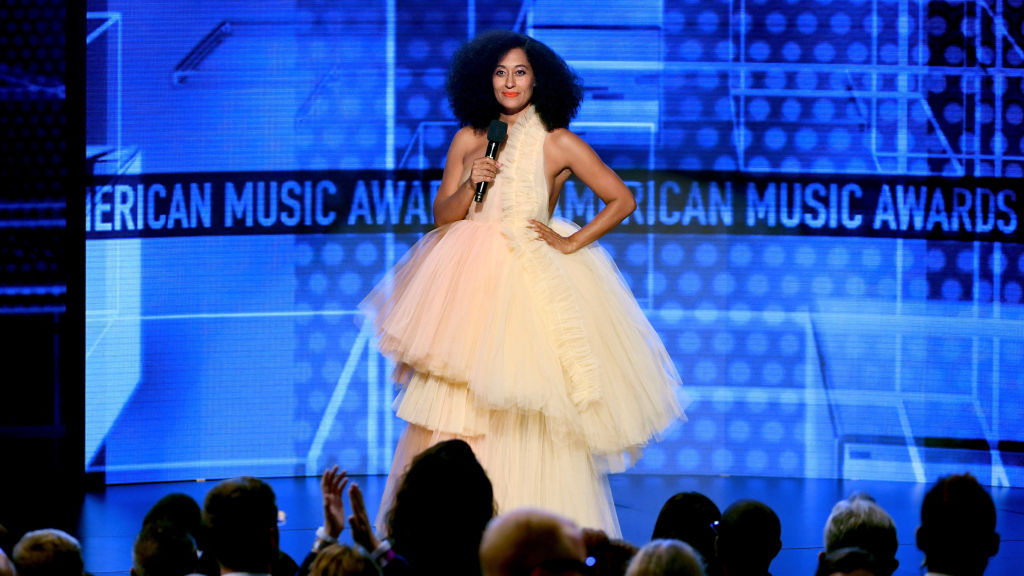 Tracee Ellis Ross 2018 American Music Awards - Fixed Show