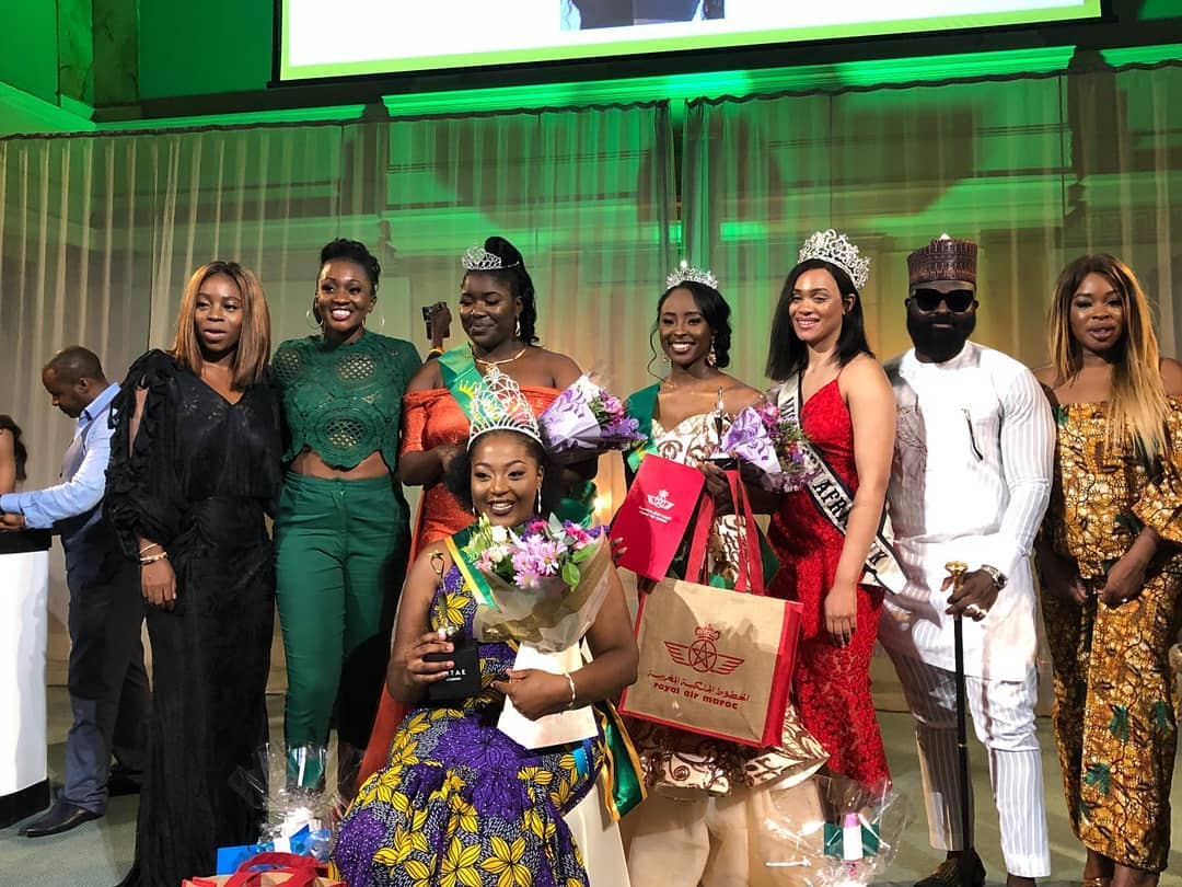 Image result for Meet Temi Soyinka, The 2018 Miss Nigeria UK (Photos)