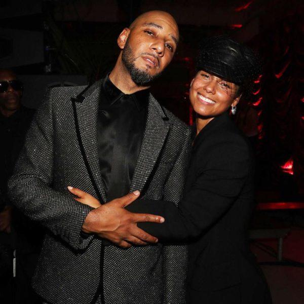 Swizz Beatz gets surprise Aston Martin from Alicia Keys as Birthday Gift | BellaNaija