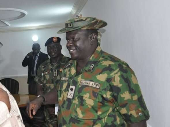 Body of Missing General Alkali found by Army 3