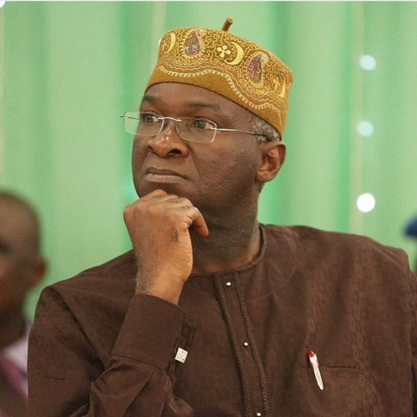 """""""If you don't have power, it is not the government's problem"""" - Fashola 