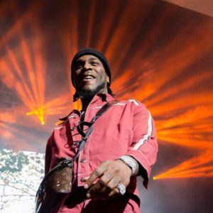 Burna Boy Stuns In Stylish Attires During His Sold Out Concert