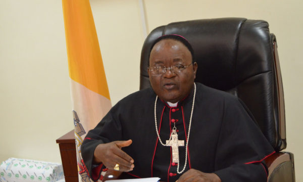 This Ugandan Archbishop wants the Government to remove Tithes from Salaries | BellaNaija