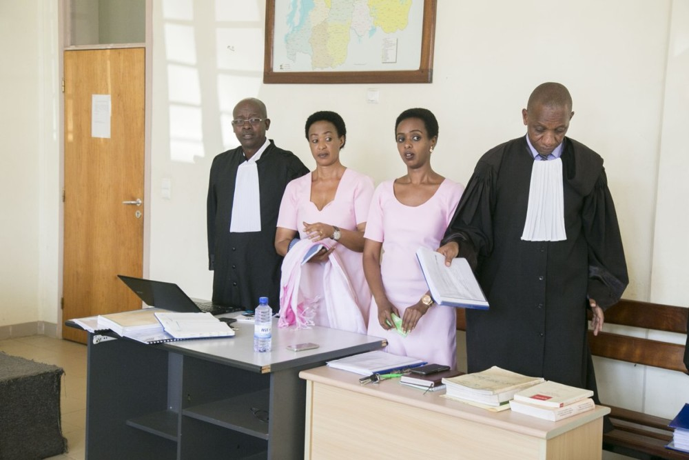 Rwandan court orders Kagame critic Diane Rwigara released on bail