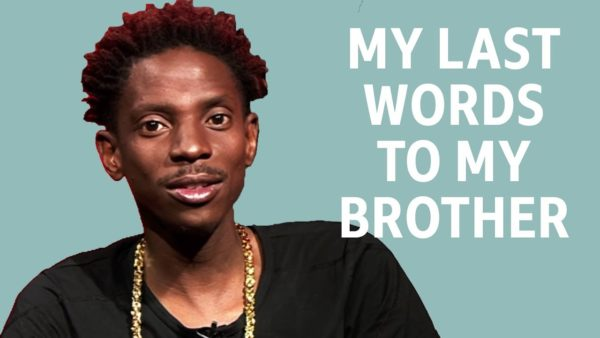 """My brother's cocaine addiction affected our relationship"" - Kenyan Comedian Eric Omondi 