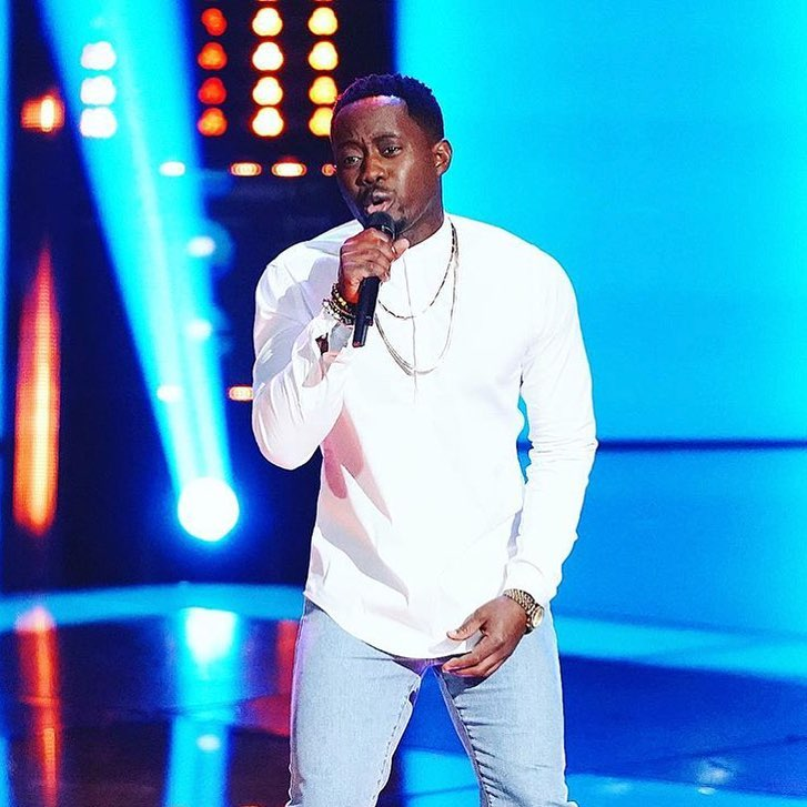 """The Voice"" Judges fight to have Nigerian Funsho on their Team after he covers Bruno Mars' ""Finesse"" 