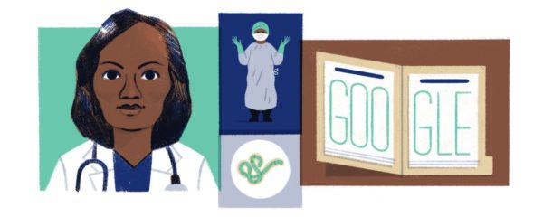 Google honours Stella Adadevoh on her 62nd Birthday | BellaNaija