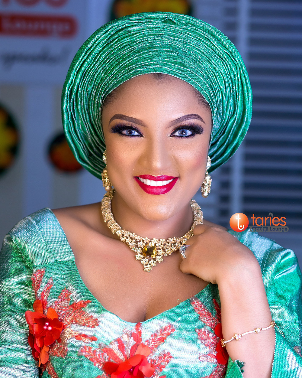 #BBNaija's Gifty is Channeling a Yoruba Bride in New Birthday Photos!