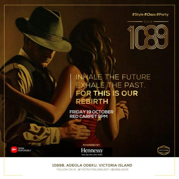 Club 1089 Opening